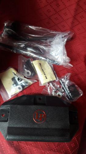 Bloque negro jam block lp1208-k con clamp soporte redoba lp