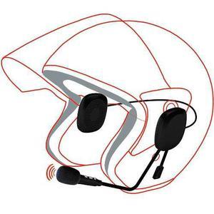 8a39976c01b Bluetooth para casco de moto (bateria +11hrs) facturamos! en México ...