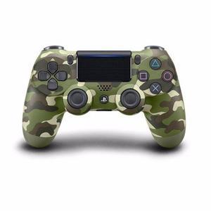 Control dualshock 4 ps4 camuflaje verde original nuevo caja