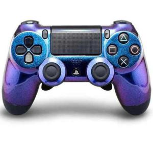 Control ps4 dualshok 4 transitions tipo scuf + rapidfire