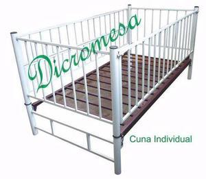 Cuna convertible a cama individual