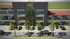 Local comercial en renta, plaza comercial via park,