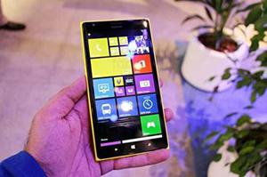 Nokia lumia 1320 amarillo 8 gb de fábrica desbloqueado gsm