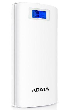 Power bank bateria portatil 20000mah adata p20000d celulares
