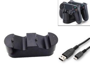 Ps4 base cargador para controles playstation 4 carga rapida