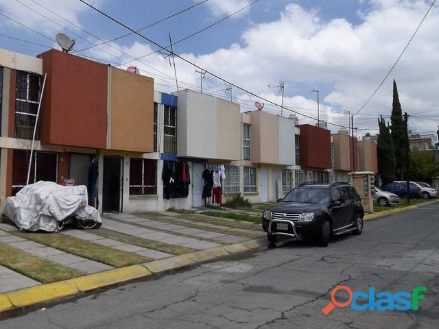Venta de casa en heroes ecatepec 5a seccion