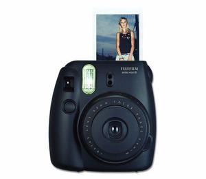 Camara fotografica instantanea fujifilm instax mini 8 negra
