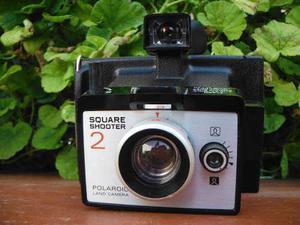 Camara fotográfica polaroid square shooter 2