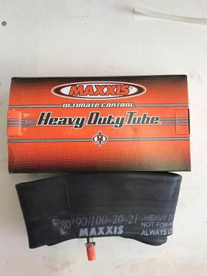 Camara hd 80/100-21 o 90/100-21 maxxis heavy duty