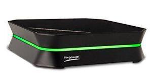 Capturadora video gaming hauppauge 1504 hd con audiodigital