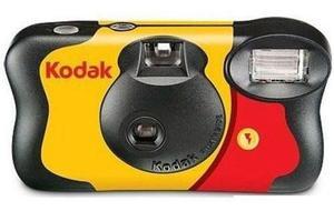 Cámara desechable kodak [cámara] 3pack