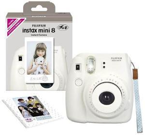 Cámara fotográfica instantánea fuji instax mini color
