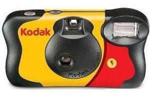 Desechables kodak [cámara] 3pack