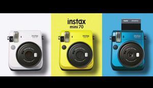 Fujifilm instax mini 70 camara instantanea oferta 1.618