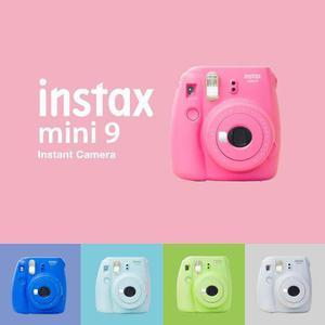 Fujifilm instax mini 9 camara instantanea marco selfie