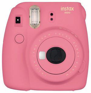 Fujifilm instax mini 9 rosa nueva camara instantánea selfie
