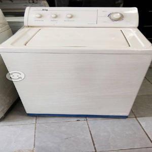 Lavadora whirlpool 20 kg entrego a domicilio