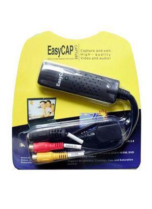 Tarjeta capturadora usb easycap audio y video
