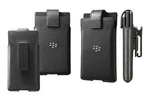 Blackberry priv giratorio clip cuero funda con clip girator