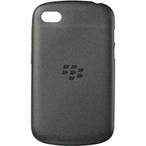 Blackberry soft shell para blackberry q10 - negro