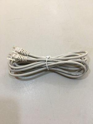 Cable para teléfono 1,10m 2 hilos rj11