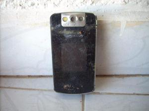 Celular blackberry 8220 para reparar piezas deshuese