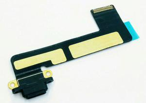Flex de carga ipad míni 1 y 2 negro + kit de herramienta