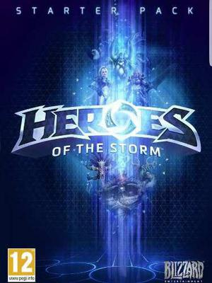 Heroes of the storm juego nuevo para pc xbox psp play4 apple