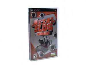 Metal slug anthology psp umd sony videojuego de coleccion
