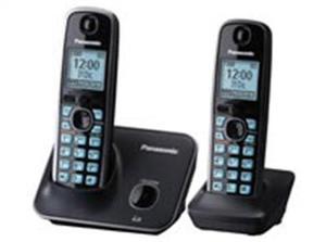 Panasonic teléfono dect con pantalla lcd de 1.8''