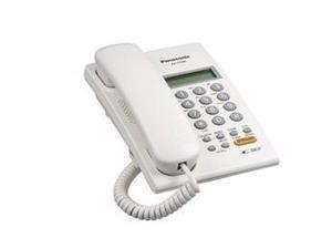 Panasonic teléfono kx-t7705x, pantalla de 2 líneas, 30