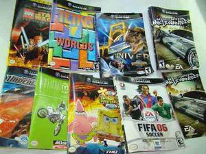 Portadas Originales Gamecube Nes Ofertas Diciembre Clasf