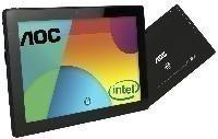 Tablet aoc 10 / u107 / ips lcd capacitiva / color negro / a