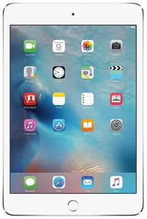 Tablet apple ipad mini 4 mk9p2ll/a 128gb wifi cel -plata
