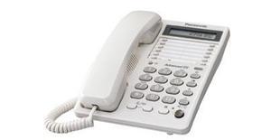 Telefono alambrico panasonic con lcd kx-ts108