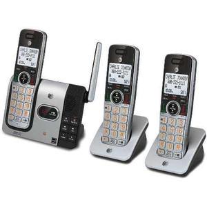 Telefono at&t cl82314 identificadorde llamada dect6.0 triple