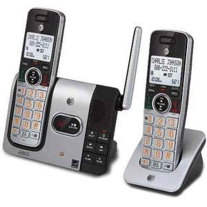 Telefonos inalambricos att doble id parlante envio gratis