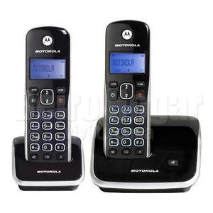 Telefonos inalambricos motorola doble con id envio gratis