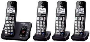 Telefonos inalambricos panasonic cuadruple apagon