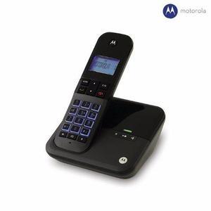 Teléfono inalámbrico motorola dect 6.0 m4000ce
