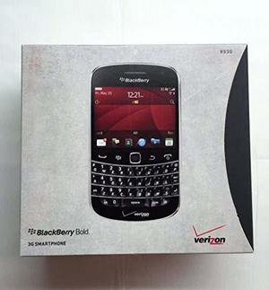 Teléfono inteligente blackberry bold touch 9930 de verizon