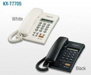 Teléfono unilínea panasonic kx t7705
