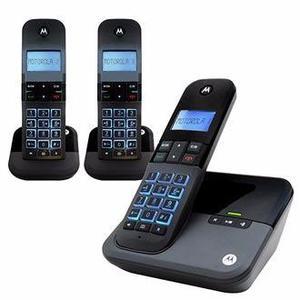 Teléfonos motorola m4000ce-3 identificador llamadas dect6.0