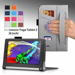 Yoga de lenovo tablet 8 2 desmontable pu cuero caso sop-4044