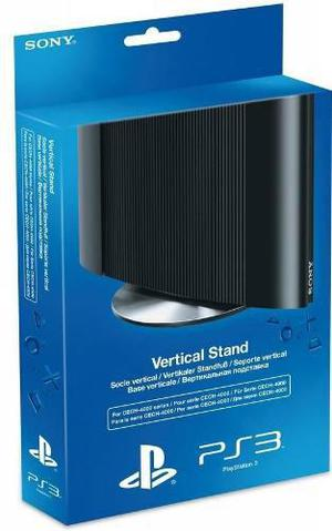 Base vertical stand playstation 3 ps3 sony original nueva