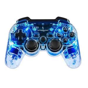 Control inalambrico ps3 afterglow azul acc ibushak gaming