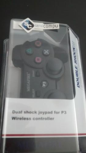 Control ps3 dualshock wireless negro