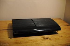 Playstation 3 súper slim usado 250gb + control inalámbrico