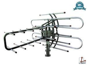 Antena aerea giratoria 360 alta definicion tv hd 015-272