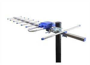 Antena hd aérea digital de alta definición + 10 mts de